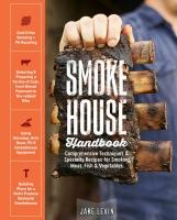 Jacket Image For: Smokehouse Handbook
