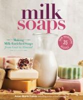 Jacket Image For: Milk Soaps
