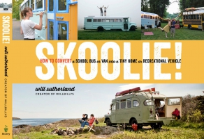 Jacket Image For: Skoolie!