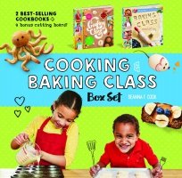 Jacket Image For: Cooking & Baking Class Box Set