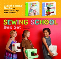 Jacket Image For: Sewing School Box Set