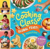 Jacket Image For: Cooking Class Global Feast!
