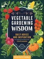 Jacket Image For: Vegetable Gardening Wisdom