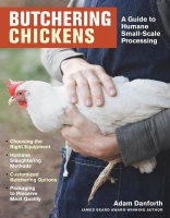 Jacket Image For: Butchering Chickens