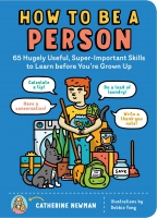 Jacket Image For: How to Be a Person