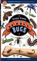 Jacket Image For: Creepy, Crawly Tattoo Bugs