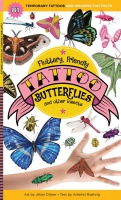 Jacket Image For: Fluttery, Friendly Tattoo Butterflies and  Other Insects