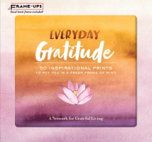 Jacket Image For: Everyday Gratitude Frame-Ups