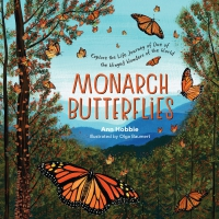 Jacket Image For: Monarch Butterflies