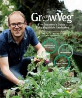 Jacket Image For: GrowVeg : The Beginner's Guide to Easy Vegetable Gardening
