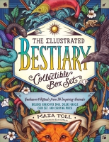 Jacket Image For: The Illustrated Bestiary Collectible Box Set