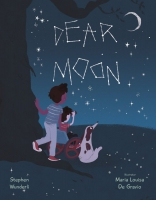 Jacket Image For: Dear Moon