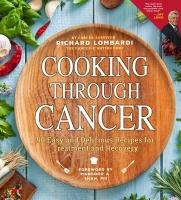 Jacket Image For: Cooking Through Cancer