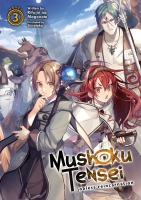 Jacket Image For: Mushoku Tensei: Jobless Reincarnation (Light Novel) Vol. 3