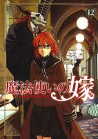 Jacket Image For: The Ancient Magus' Bride Vol. 12
