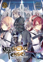 Jacket Image For: Mushoku Tensei: Jobless Reincarnation (Light Novel) Vol. 5