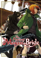Jacket Image For: The Ancient Magus' Bride Vol. 13