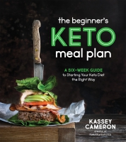 Jacket Image For: The Beginner's Keto Meal Plan