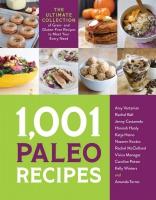 Jacket Image For: 1,001 Paleo Recipes