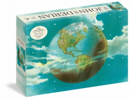 Jacket Image For: John Derian Paper Goods: Planet Earth 1,000-Piece Puzzle