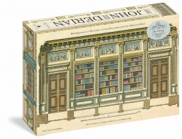 Jacket Image For: John Derian Paper Goods: The Library 1,000-Piece Puzzle