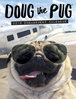 Jacket Image For: Doug the Pug 2018 Engagement Calendar