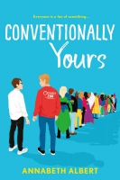 Jacket Image For: Conventionally Yours