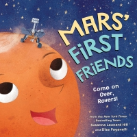 Jacket Image For: Mars' First Friends