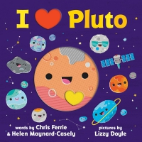 Jacket image for I Heart Pluto