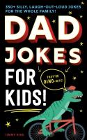 Jacket Image For: Dad Jokes for Kids