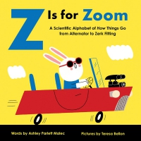 Jacket Image For: Z Is for Zoom