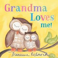 Jacket Image For: Grandma Loves Me!