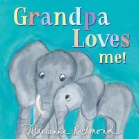 Jacket Image For: Grandpa Loves Me!