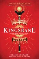 Jacket Image For: Kingsbane