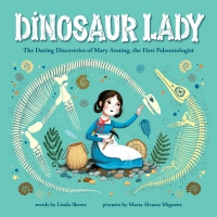 Jacket Image For: Dinosaur Lady
