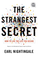 Jacket Image For: The Strangest Secret
