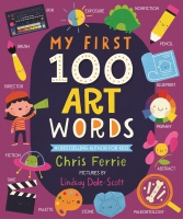 Jacket Image For: My First 100 Art Words