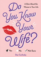 Jacket Image For: Do You Know Your Wife?