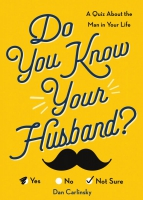 Jacket Image For: Do You Know Your Husband?