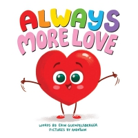Jacket Image For: Always More Love