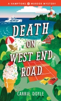 Jacket Image For: Death on West End Road