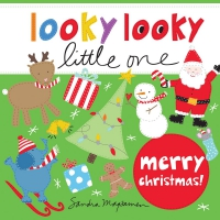 Jacket Image For: Looky Looky Little One Merry Christmas
