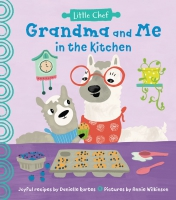 Jacket Image For: Grandma and Me in the Kitchen