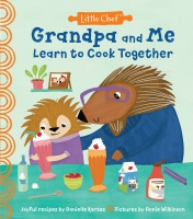 Jacket Image For: Grandpa and Me Learn to Cook Together