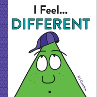 Jacket Image For: I Feel... Different