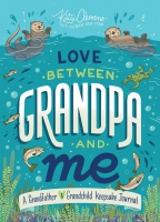Jacket Image For: Love Between Grandpa and Me