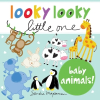 Jacket Image For: Looky Looky Little One Baby Animals