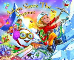 Jacket Image For: Adam Saves the Seasons
