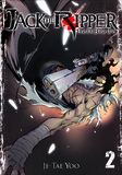 Jacket Image For: Jack the Ripper v.2 Hell Blade