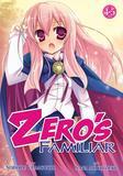 Jacket Image For: Zero's Familiar Omnibus 4-5